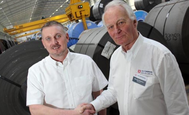 RAISCO COMPLETES 800-TONNE TEESSIDE CONTRACT