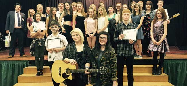Woodhams Got Talent 2015 final a