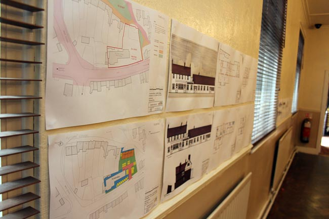 north briton plans 1