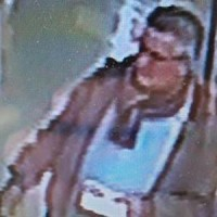 BOYES THEFT - MAN WANTED