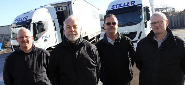 stiller ROSPA training with iveco trucks 4
