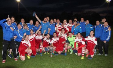 BIG CLUB COUNTY CUP WIN - PICTURES
