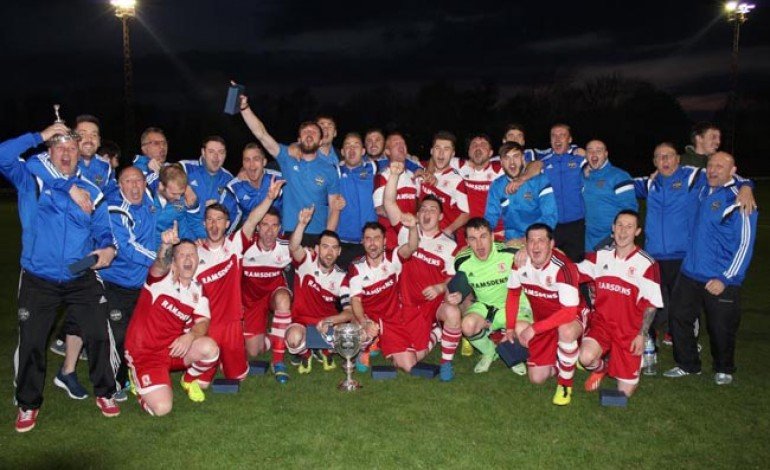 BIG CLUB COUNTY CUP WIN – PICTURES
