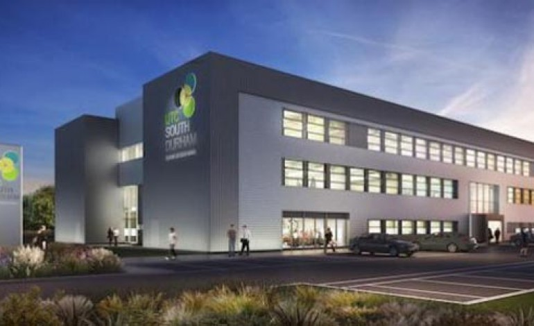 FIRST IMAGE OF AYCLIFFE UTC