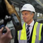Tony Blair visits Aycliffe 7 April 2015 17