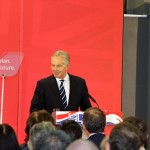 Tony Blair visits Aycliffe 7 April 2015 2