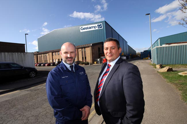 gestamp tallent plant 1 ext peter gallone & graham moore