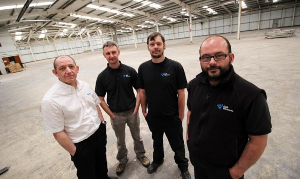 Aycliffe firm expands to breathe life into Peterlee factory