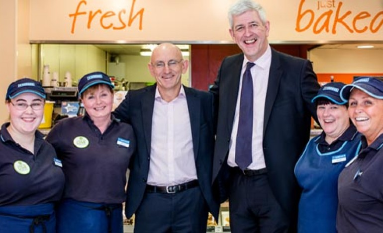 Aycliffe's Greggs named best in UK!