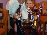 CUP SUCCESS FOR AYCLIFFE UNDER-9s TEAM