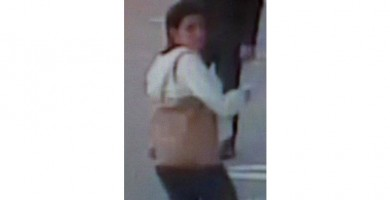 Police hunt Tesco shopper