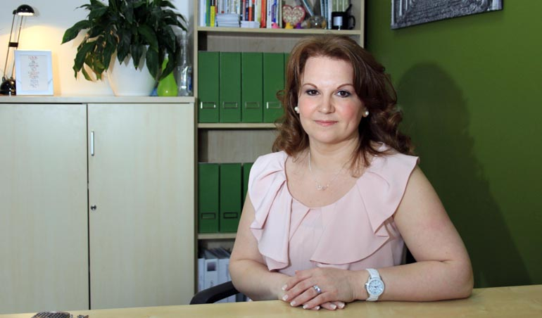 Xcel Centre managing director Kerina Clark