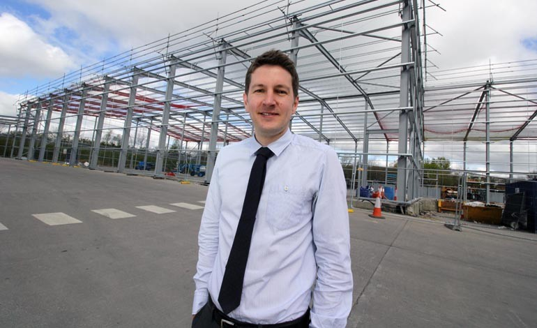 Stiller continues growth with new £1.1m warehouse