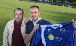 Aycliffe FC land hot-shot striker