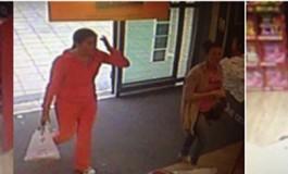 Argos customer sought by police