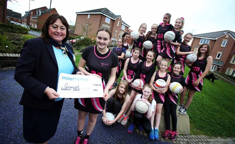 Clubs get chance to win £1,000 prize