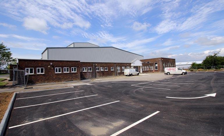 Former World War II munitions factory 'ROF 59' to open soon
