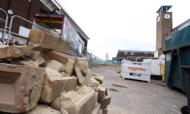 PICTURES: Town centre works due to finish in August