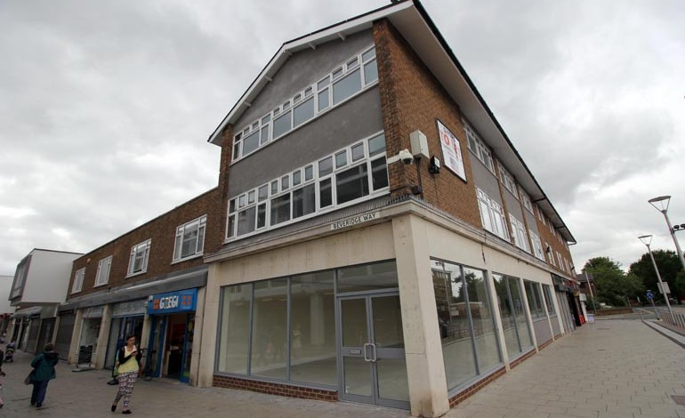 New town centre flats available soon
