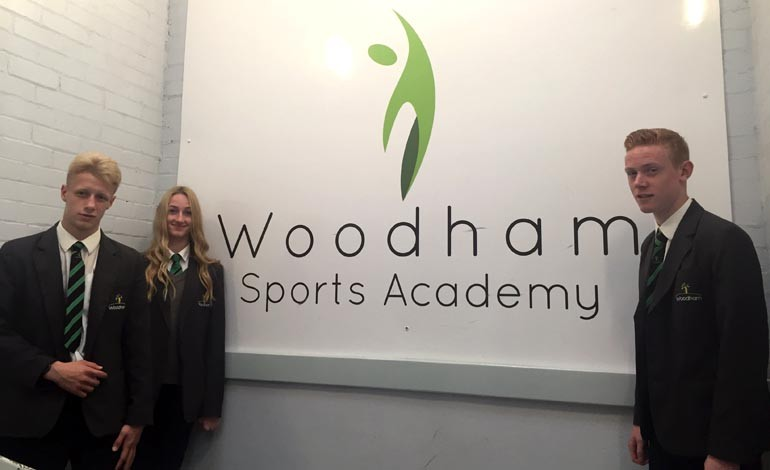 Academy athletes to represent County