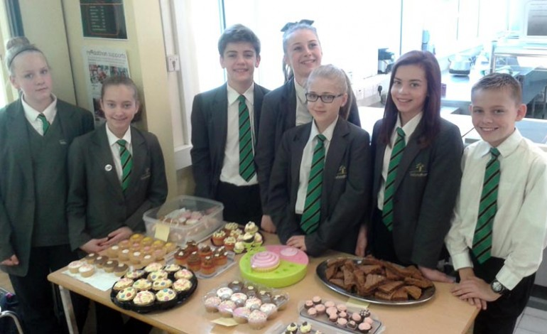 Students raise £413 for Nepal