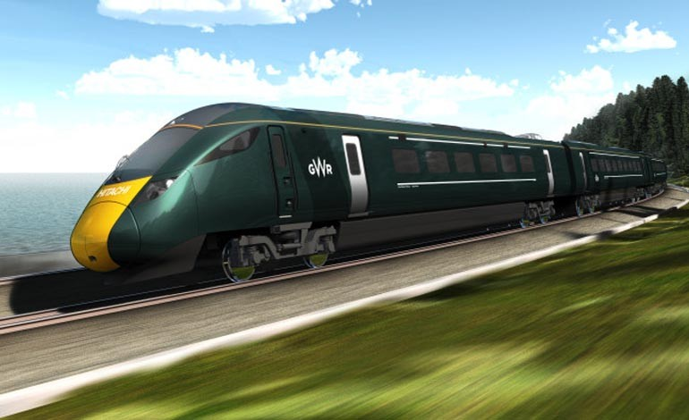 Hitachi clinches £360m London-Cornwall train deal