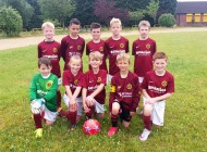 Under 10s victory over Jarrow Pythons