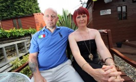 Aycliffe family home after Tunisia holiday nightmare