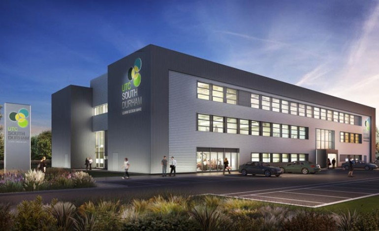 Aycliffe UTC gets planning permission