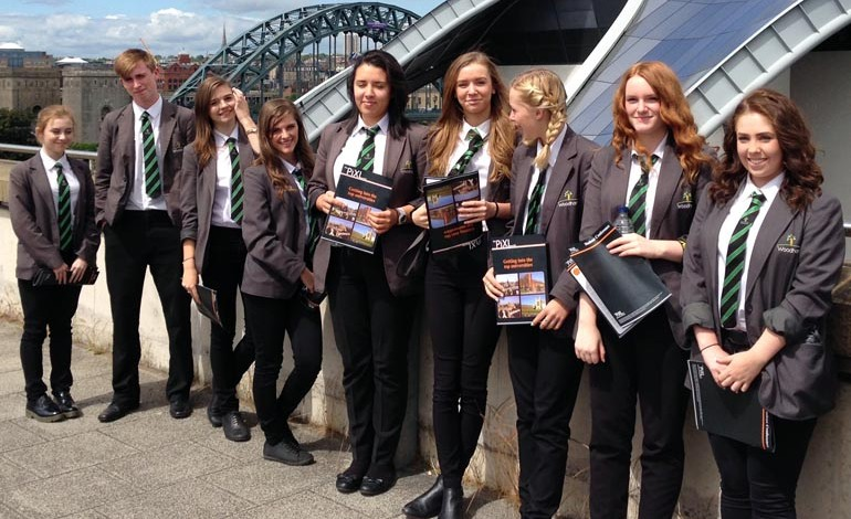 Aycliffe students target top universities