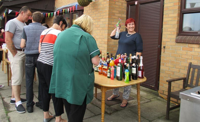Community enjoys Aycliffe care home's fun-filled summer fete