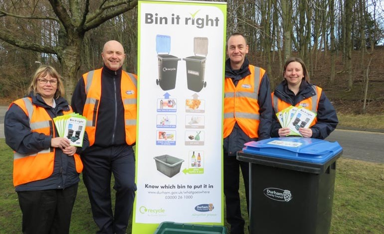 Successful recycling campaign extended