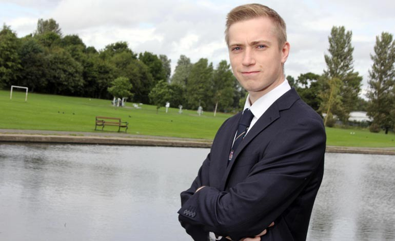 Young councillor under pressure to resign