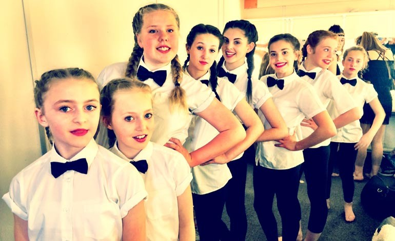 PICTURES: Ayclife dancers in national finals