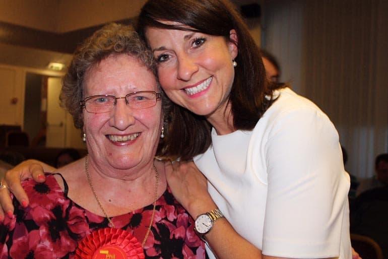 Liz Kendall visits Aycliffe 2