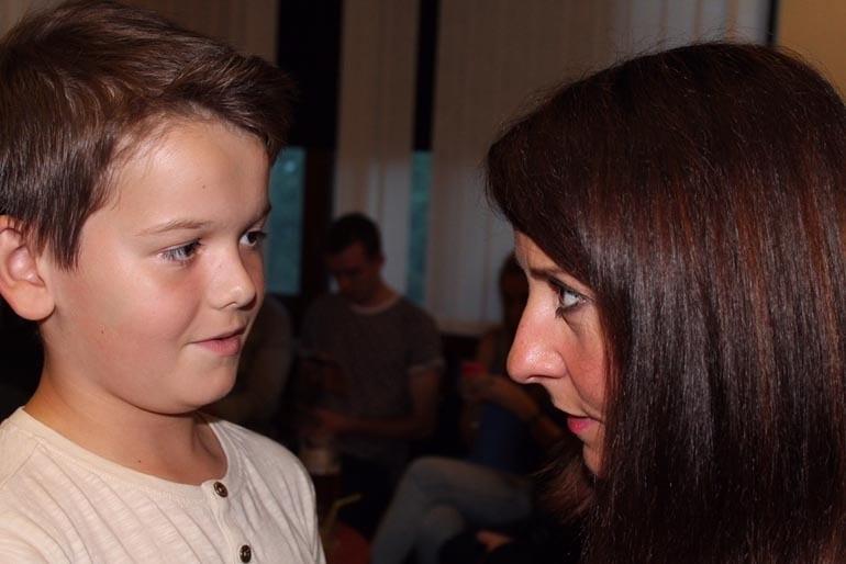 Liz Kendall visits Aycliffe 3