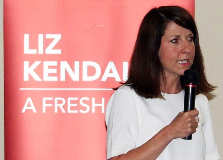 Liz Kendall visits Aycliffe 4