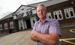 PICTURES: ROF 59 is transformed into 21st Century activity centre