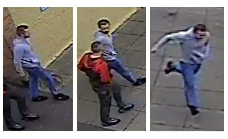 Police appeal after Horndale theft