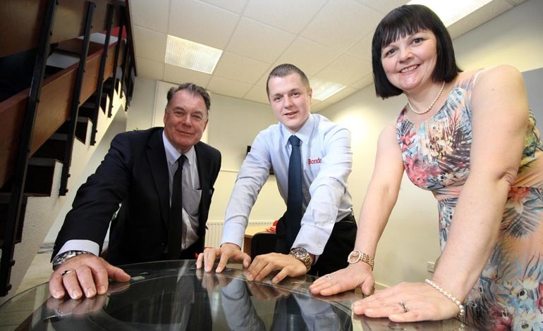 150-year-old Bonds up-skill staff thanks to Aycliffe-based AS Training
