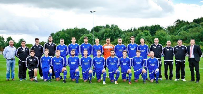 Aycliffe Today sponsor NAFC 1