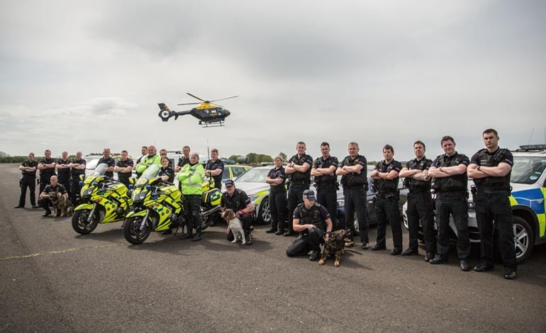 Durham & Cleveland cops to feature in new 'Interceptors' TV programme