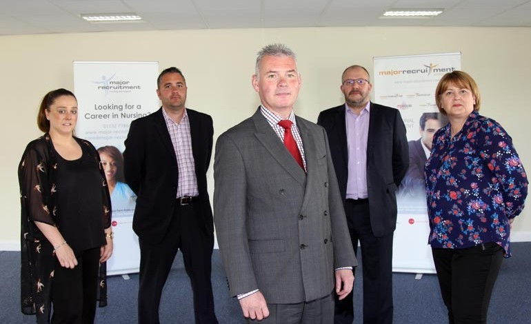 Leading recruitment specialist arrives in Newton Aycliffe