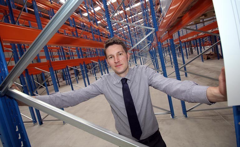 Stiller's new state-of-the-art £1.1m warehouse now open for business