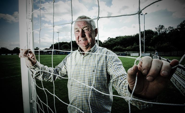 Aycliffe chairman Oliver dreaming of FA Cup romance