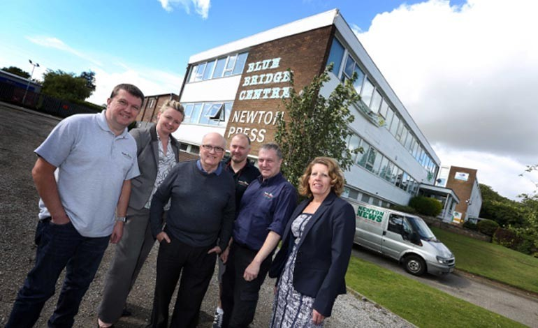 £130k funding secures Newton Press relocation