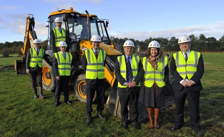 Work officially starts on £10m Aycliffe UTC