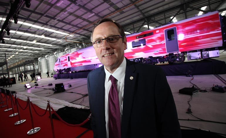 "Aycliffe ""really going places"" says MP"