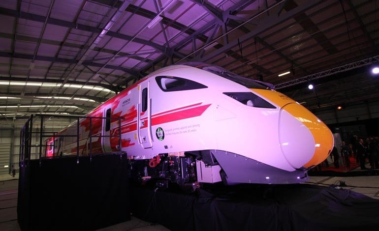 £82m Hitachi factory officially opened