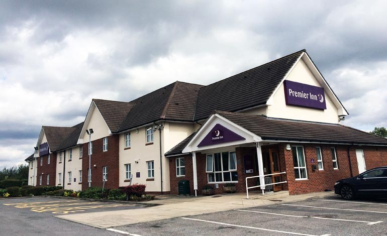 "Premier Inn applies for 31-room extension at ""top performing"" Aycliffe hotel"